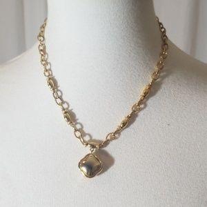 Napier Gold Toned Necklace